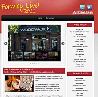 FormbyLiveWebSite2