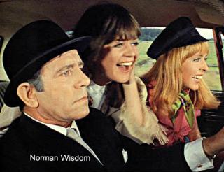 Image of Norman Wisdom