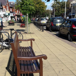 Village benches
