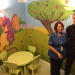 Hospital League of Friends transforms children's waiting area
