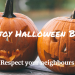 Halloween in Formby 2018