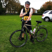 Triathlete Michael raises £690 for children with diabetes